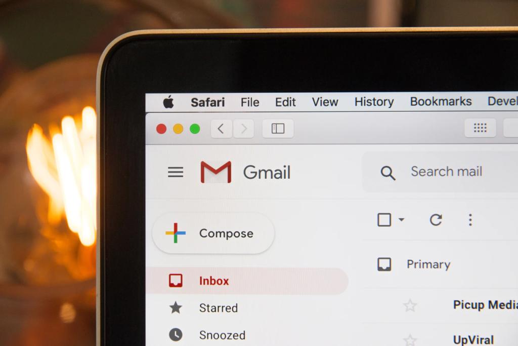 tworzenie maila na outreach